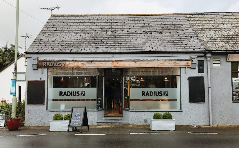 Restaurant review: Radius 7
